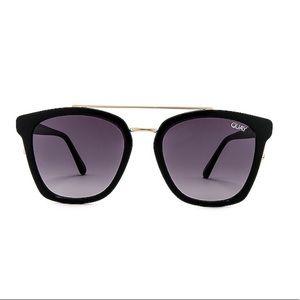 "Quay Australia ""Sweet Dreams"" Sunglasses in Black"